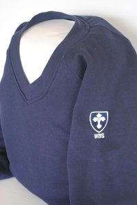 Navy Uniform Sweat Shirt