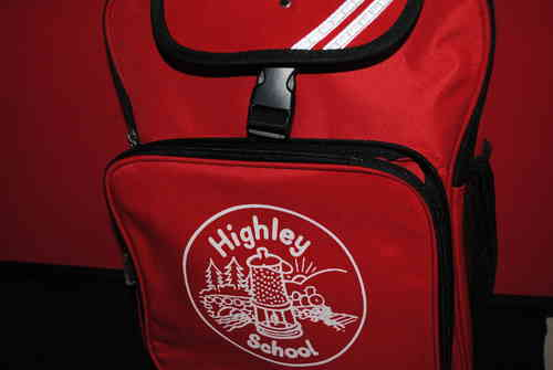 Highley School Back Pack