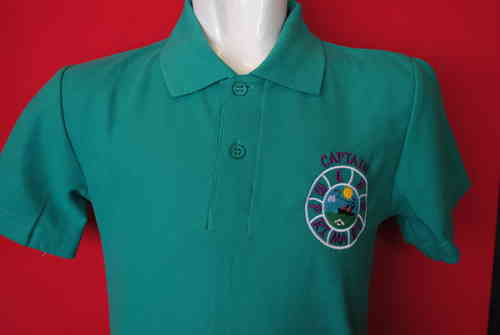 Captain Webb JADE Polo