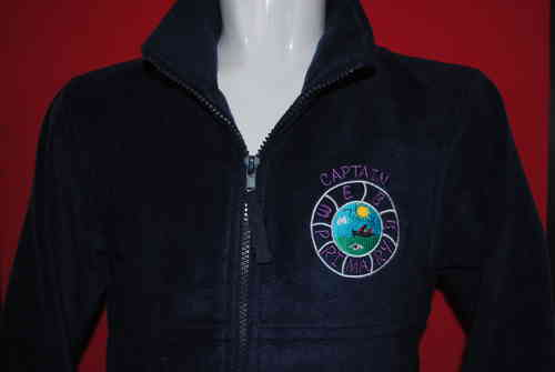 Captain Webb Fleece Jacket