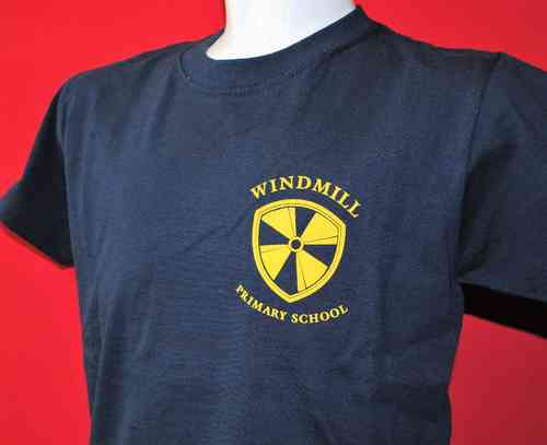 Windmill PE T Shirt - Navy