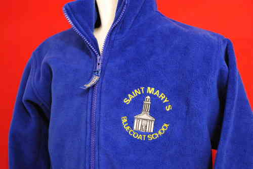 St Mary's Fleece Jacket