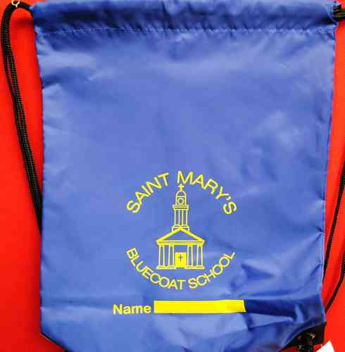 St Mary's Pump Bag