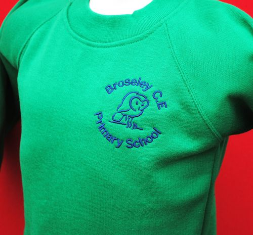 Broseley Primary Sweatshirt