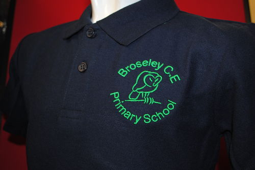 Broseley Primary Polo