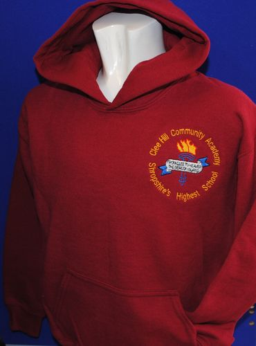 Clee Hill Hoody