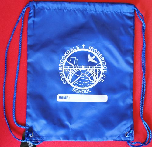Coalbrookdale Primary PE Bag